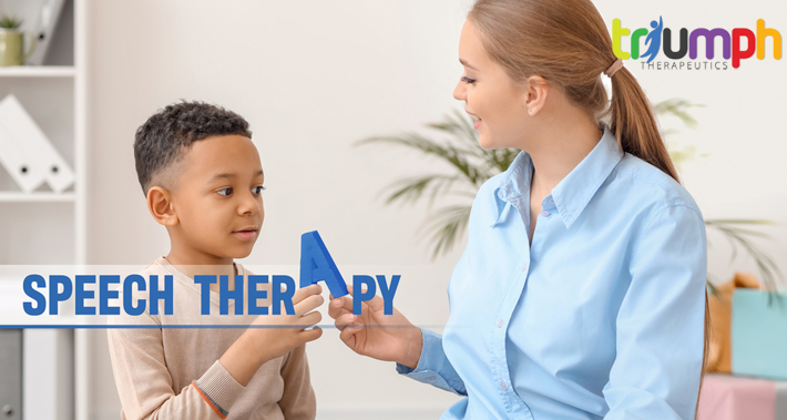 a speech therapist can help your child with tongue tie condition | Triumph Therapeutics | Speech Therapy, Occupational Therapy, Physical Therapy in Washington DC