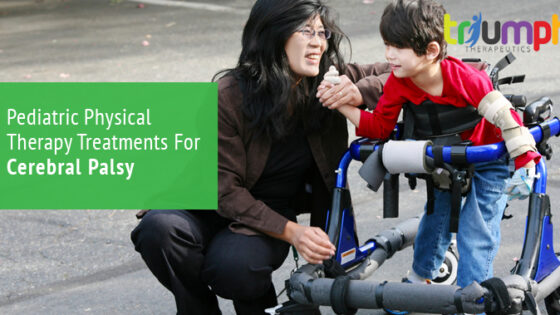 Pediatric Physical Therapy Treatments For Cerebral Palsy | Triumph Therapeutics | Speech Therapy, Occupational Therapy, Physical Therapy in Washington DC