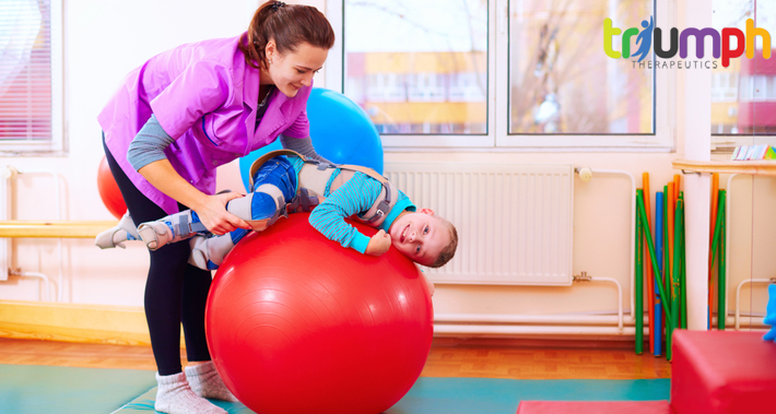 how a physical therapist can help children with cerebral palsy   Triumph Therapeutics   Speech Therapy, Occupational Therapy, Physical Therapy in Washington DC