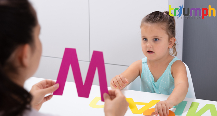 speech therapy for children and how it's different than OT and PT | Triumph Therapeutics | Speech Therapy, Occupational Therapy, Physical Therapy in Washington DC